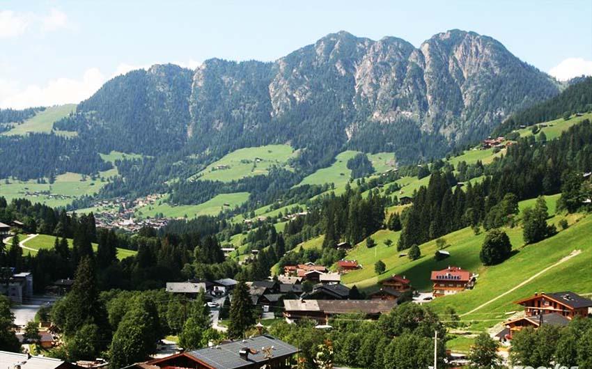 دهکده alpbach